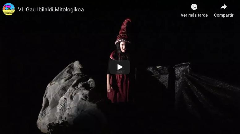 euskal mitologia gau ibilaldi magikoa