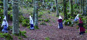 euskal mitologia ibilaldi magikoa