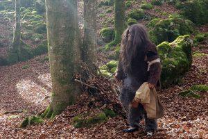 basajaun euskal mitologia